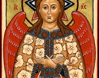 """Icon """"Christ of blessed Silence"""""""