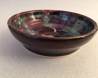 Handmade Ceramic Cereal Bowl / Cereal Bowl  / Handmade Fruit Bowl/ Handmade Pottery/ Colourful Bowl/ Ornamental Bowl/ Tableware