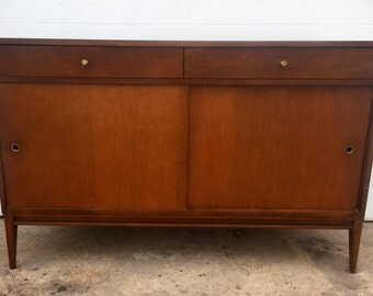Paul Mccobb Planner Group Mid Century Credenza
