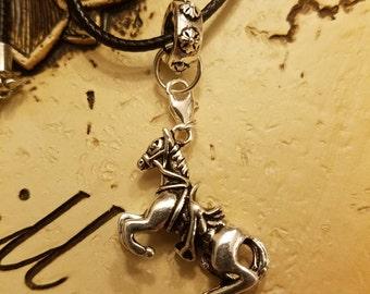 Horse Necklace,  Pendant