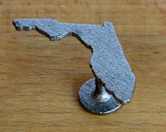 Florida cufflinks - choose your material - groomsman gift!
