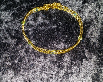Wire Wrapped Braclet