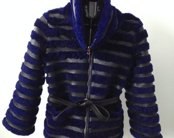 Coat Jacket lambskin leather