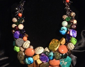 The Colors of Rythm Necklace
