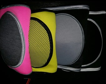 Knee pads for dancers