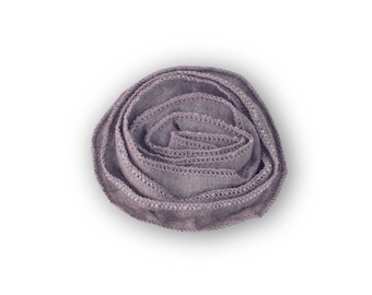 Organic Flower Hair Clip