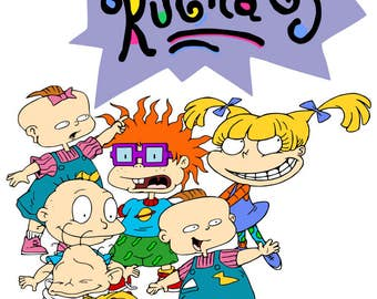 Rugrats party – Etsy
