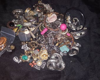 Jewelry Mixed Vintage lot