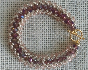 Swarovski Crystal Bridal Party Bracelet