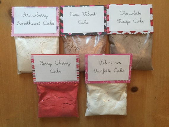 Valentine S Day Cake Mixes For Kids Toy Baking Oven From