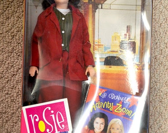 """Rosie O'Donnell """"Friend of Barbie"""" Doll"""