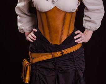 Steampunk Leather Set