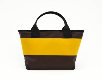 Fashion woman leather bag ethical MiniBag: cruelty free