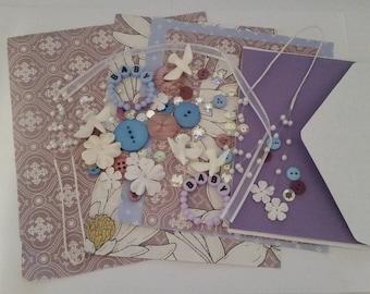 Card Making Kit (Baby)