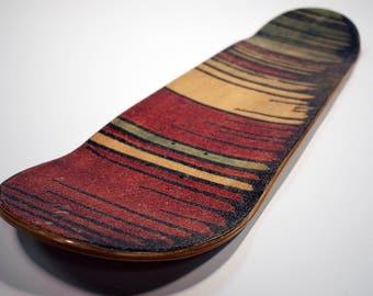 "B Side Skateboard Deck (8.25"" x 32.375"")"