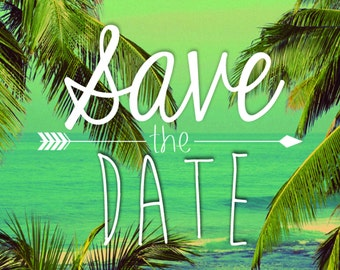 Summer Lovin' - Save The Date