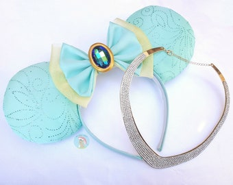 Agrabah Princess Mouse Ears by LePetitMouse