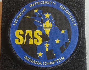SAS Indiana Patch
