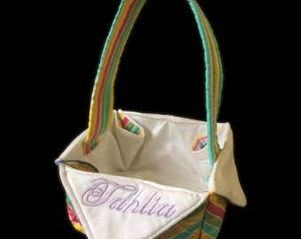 Handmade & Personalised Easter Baskets