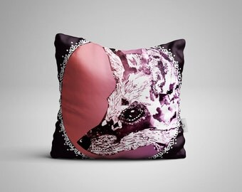 Mr Fox Cushion Cover
