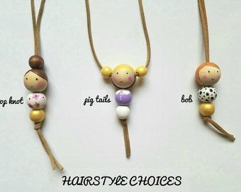 Custom Mini Me Necklace