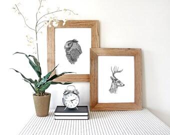Picture Frame | Frames | Wood Picture Frame | Woodend Frames | Wall Frames | Rustic Frames | Rustic Picture Frame | 11x14 Frame | Wood Frame