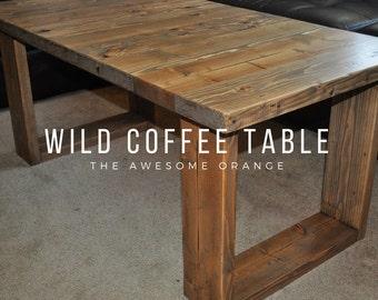 tAO WILD Coffee Table