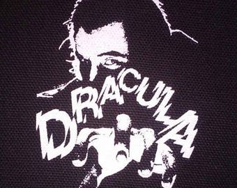 Dracula PATCH - canvas - Horror / Vampire / Not Universal Monsters Bela Lugosi version