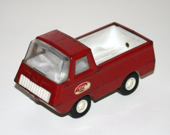 "Vintage 1960-70's TONKA Pick-Up Truck 4 1/2"" Long Pressed Steel Vehicle"