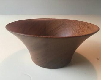 Mahogany Mini Vase