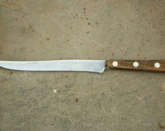 Vintage Burns Bread Knife 103 S