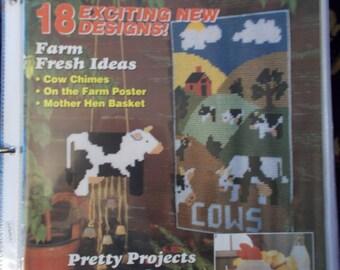 Plastic Canvas Magazine No. 28