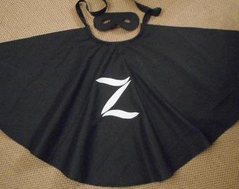Disguise cape of Zorro
