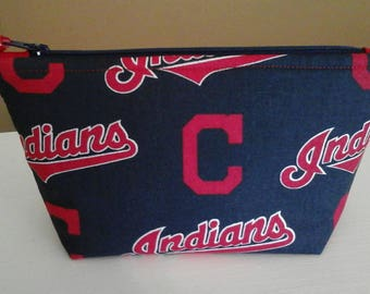 Cleveland Indians pouch