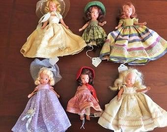Bisque Nancy Ann Storybook Doll