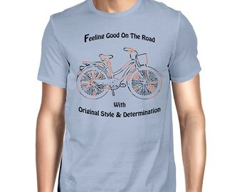 Feeling Good Bicycle T-shirt