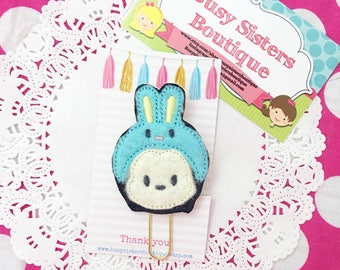 Planner clip - easter mouse