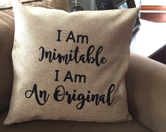 Hamilton the musical pillow cover- Broadway theater-pillow Cover-Hamiltion quotes