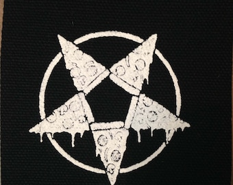 PATCH Pizza Pentagram