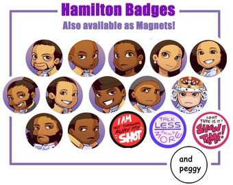 Hamilton Pins