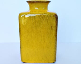 Mid Century Gräflich Ortenburg ceramic vase by Ursula Beyrau West germany WGP