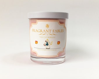 The Cat Bureau | The Cat Returns | Scented Soy Wax Candle