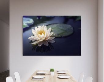 Floral print, Lotus flower, Nature photography,Flower print, Botanical wall art,Photography decor,Fine art photography, Gift for her, Gift