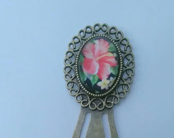 small flowers bookmark