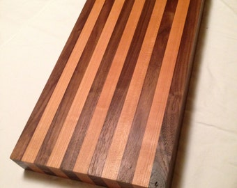 Handcrafted Wood Steak Rest or Cutting Board