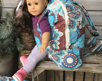 Doll Carrier - Plush Toy Backpack - American Girl  Carrier