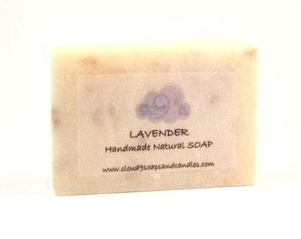 Wicklow Lavender Handmade Natural Soap