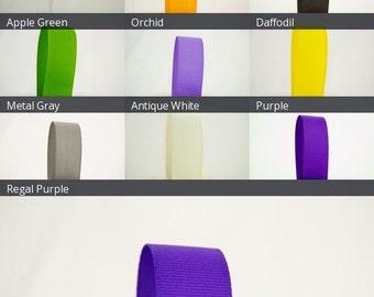 Ribbon Bazaar Solid Grosgrain Ribbon 2-1/4 inch 50 yards 100% Polyester