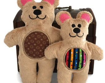 Plush Teddy Bear, Plush Stuffed Animals, Soft Toys, My First Teddy Bear, Baby Shower Gift