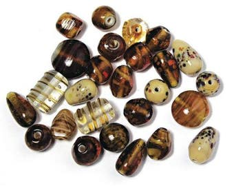 Topaz beads, from 6 to 18 mm RAY-3314101805